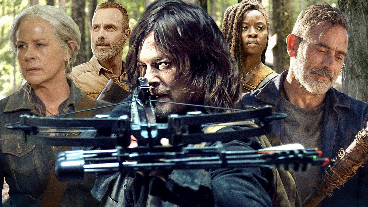 A spin-off project is coming to The Walking Dead