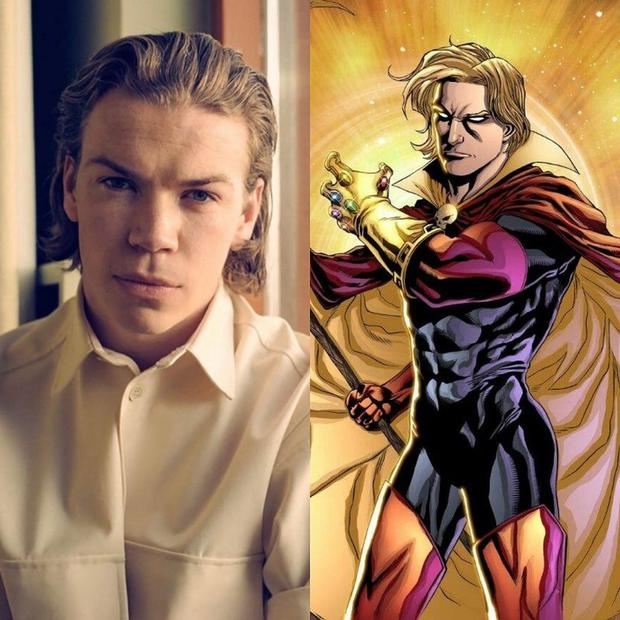 """Adam Warlock will be played by Will Poulter in """"Guardians of the Galaxy 3"""" (Photo: Instagram / Will Poulter 
