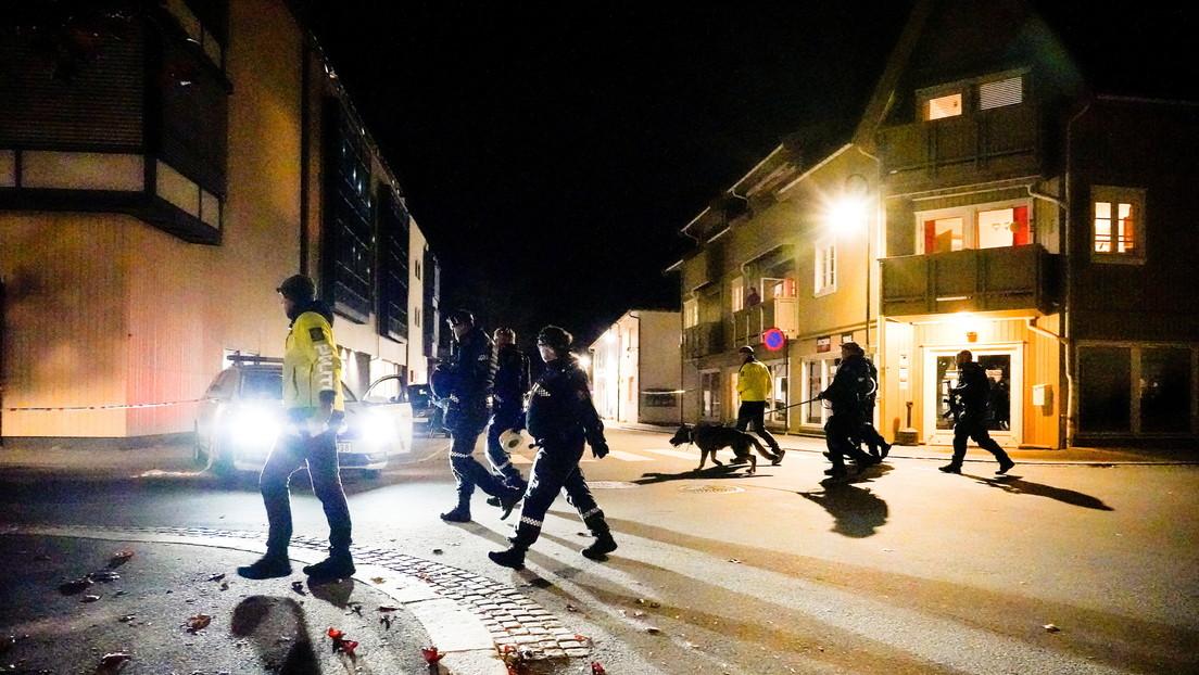 Varios muertos tras un ataque con arco y flechas en Noruega