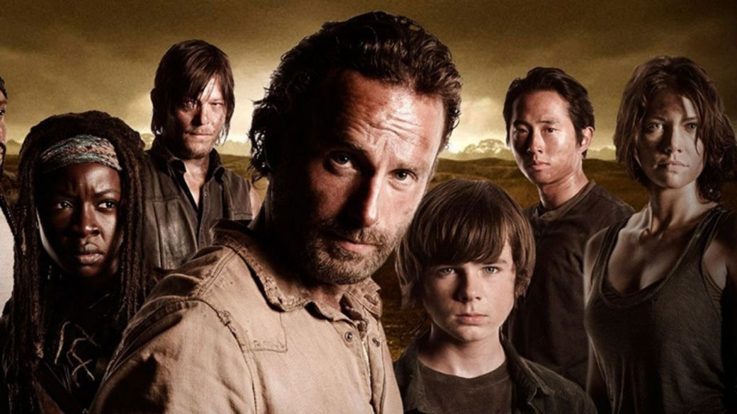 Tales of The Walking Dead, the series' new official spin-off;  date and first details