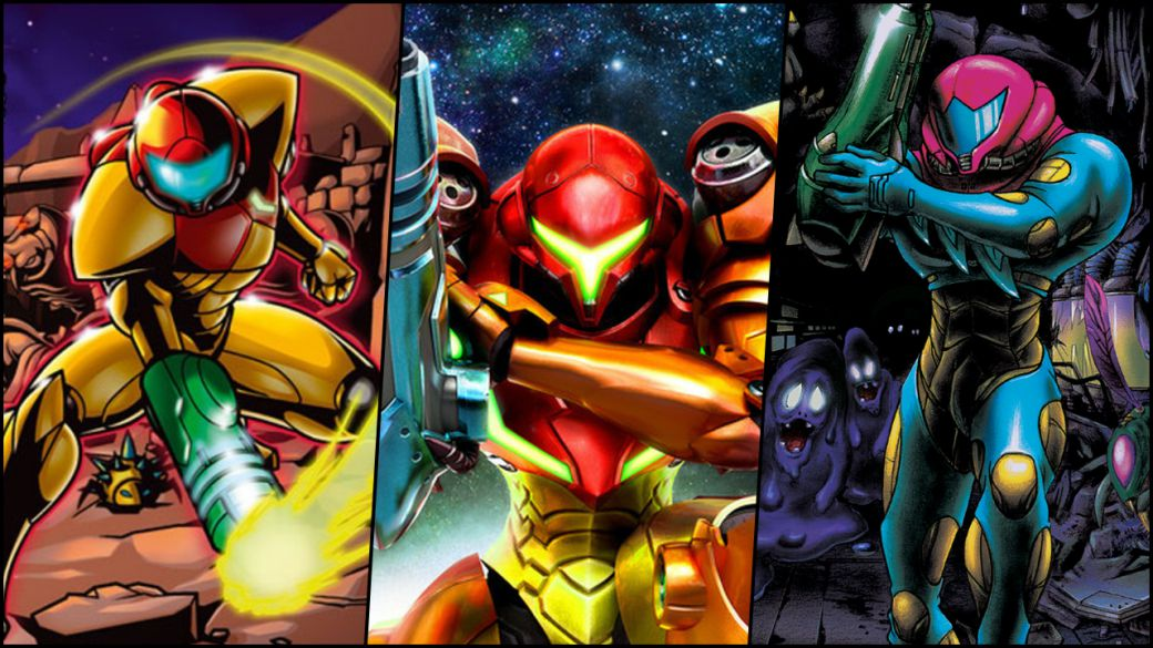 Metroid Dread skyrockets sales of classic games on Wii U and 3DS