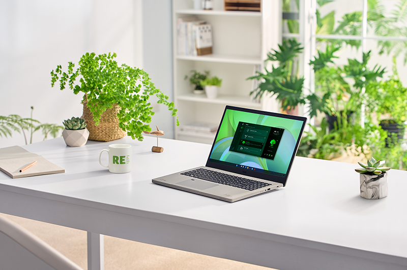 Vero: Acer launches brand for more sustainable IT devices with recycled plastic