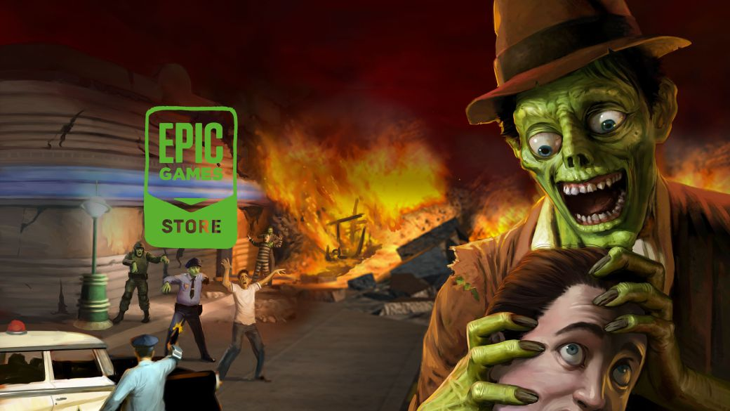 Consigue gratis Stubbs the Zombie in Rebel Without a Pulse en Epic Games Store