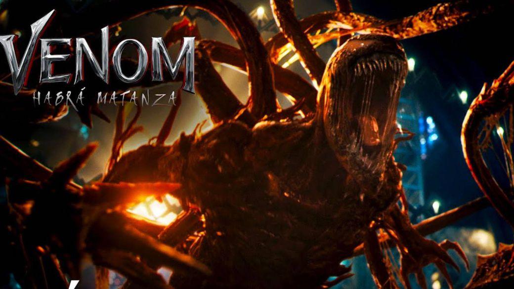 Venom 2 Habrá Matanza arrives in Spain, when does it premiere?