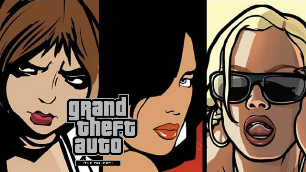 They filter all the achievements of Grand Theft Auto The Trilogy;  complete list