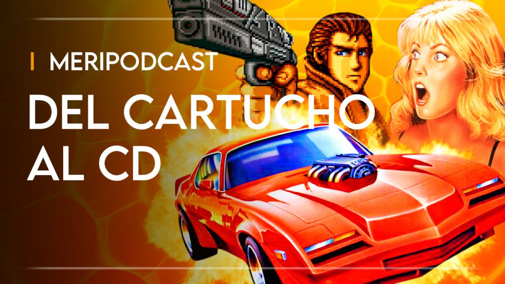 Meripodcast 15x04: From cartridge to CD