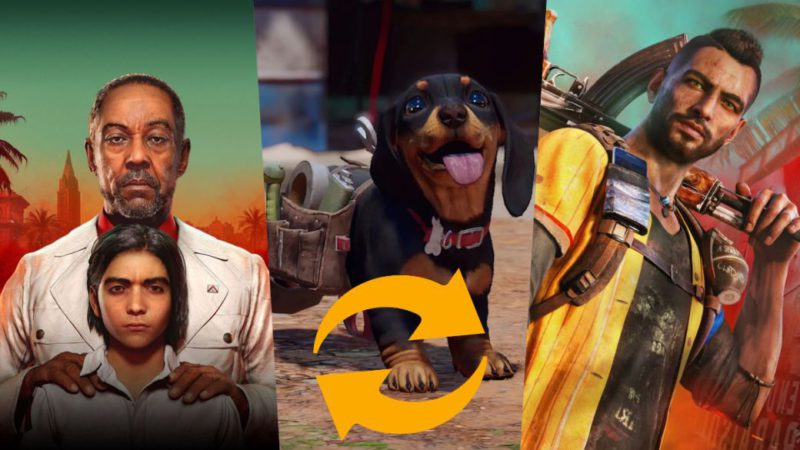 Transferring the game of Far Cry 6 from PS4 to PS5 is not so easy, but we explain how to do it