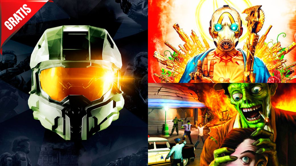 Free and sale games for this weekend: Borderlands 3, Halo and more