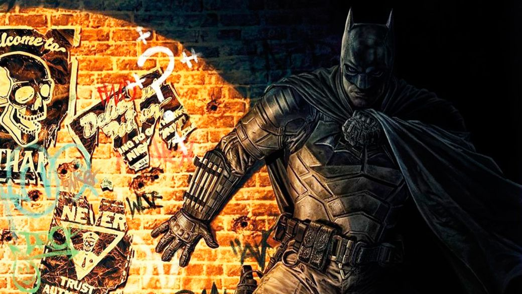 The Batman: new image and teaser with the voice of Robert Pattinson for the DC FanDome