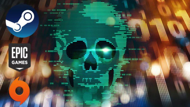 Crean un virus para robar cuentas de Steam, Epic y Origin: el troyano BloodyStealer, capaz de no ser detectado. Cuánto vale en la Red tu cuenta robada.