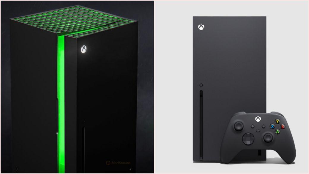 The meme comes true: Xbox Series X becomes a 99 euro mini fridge