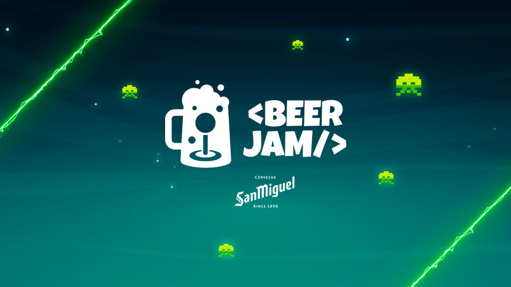 Beer Jam of Cervezas San Miguel: this will be the video game jam with 20,000 euros in prizes