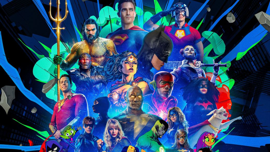 DC Fandome 2021: time and how to see online the news of Batman, Superman, Aquaman ...