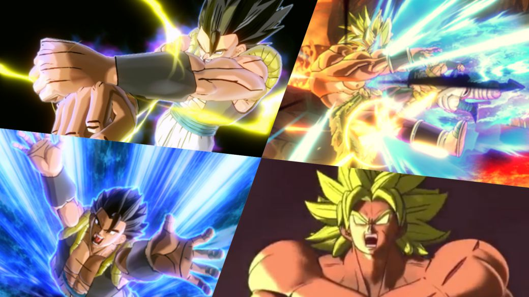 Dragon Ball Xenoverse 2 expands its story mode with Gogeta and Broly;  trailer