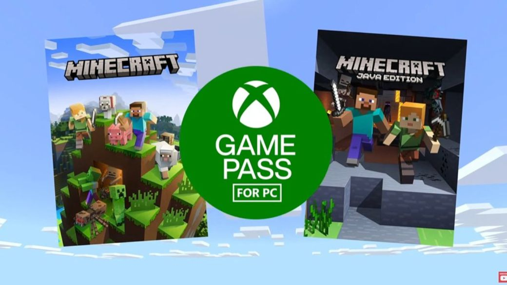 Minecraft comes to Xbox Game Pass PC in two different versions;  details and date