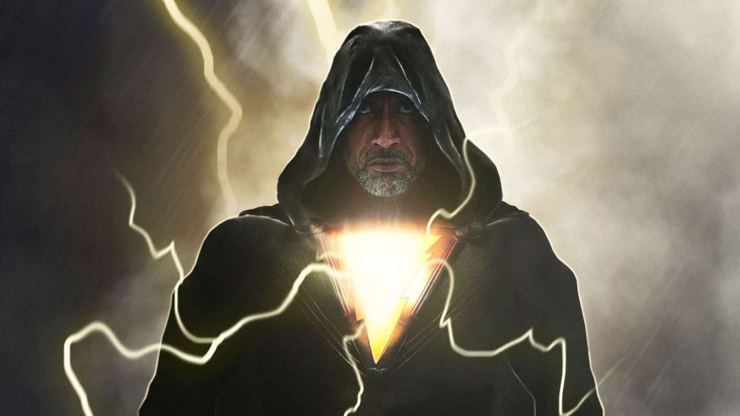 DC Fandome 2021: Black Adam reveals new images and release date