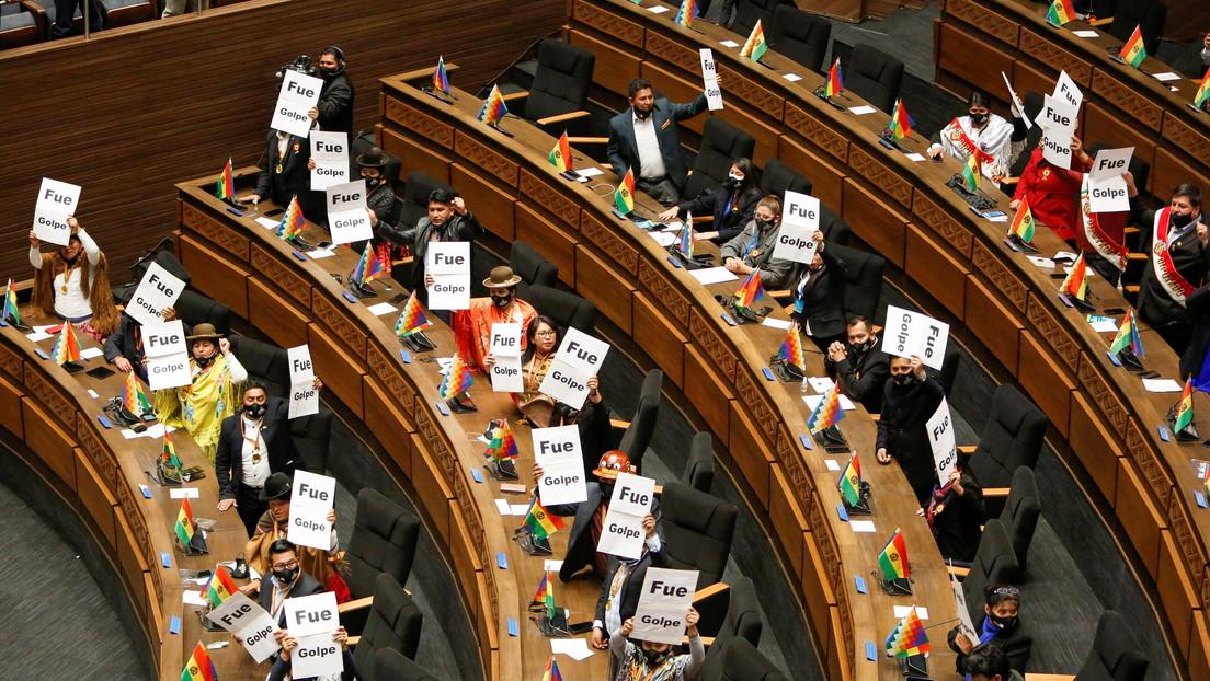 Tribunal de Bolivia dictamina que la autoproclamación de Jeanine Áñez como presidenta fue inconstitucional