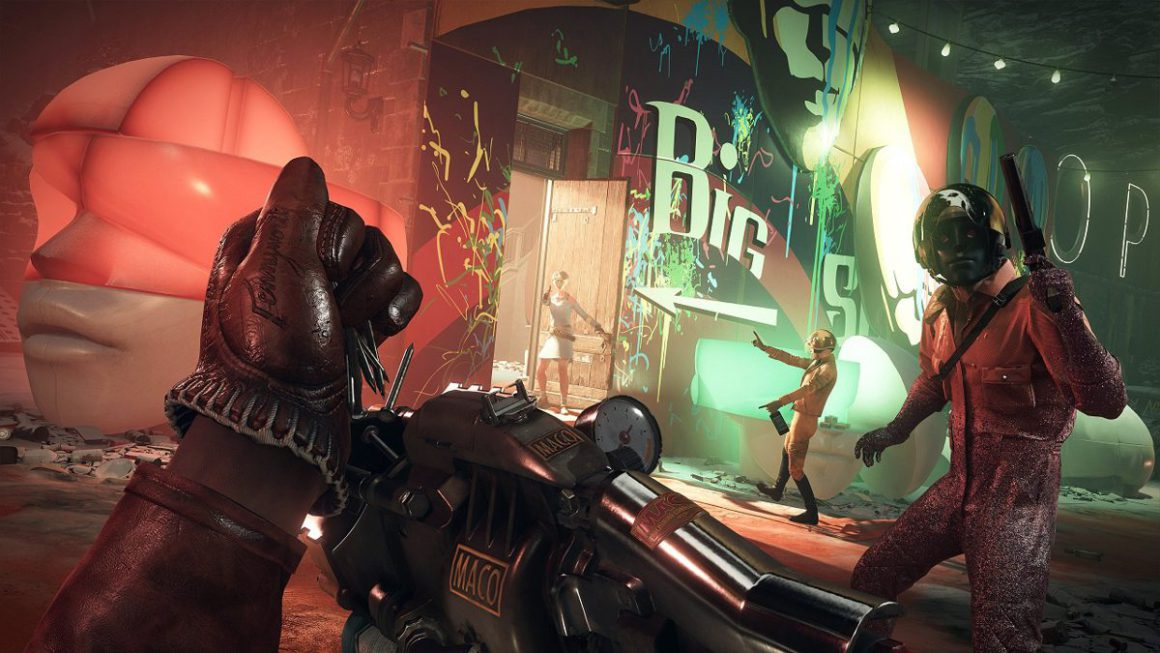 Deathloop is updated with great news and a highly demanded improvement