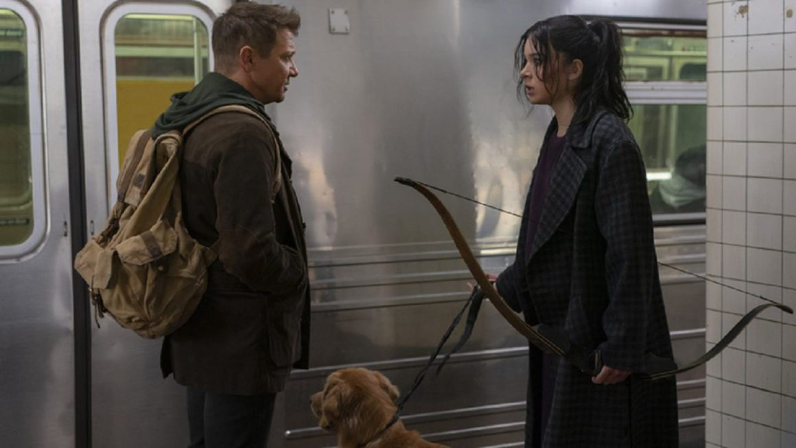 Marvel will premiere the Hawkeye series with a surprise that will delight fans