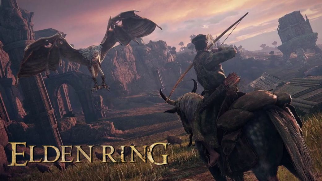 New gameplay and images of Elden Ring;  this is what the new FromSoftware looks like
