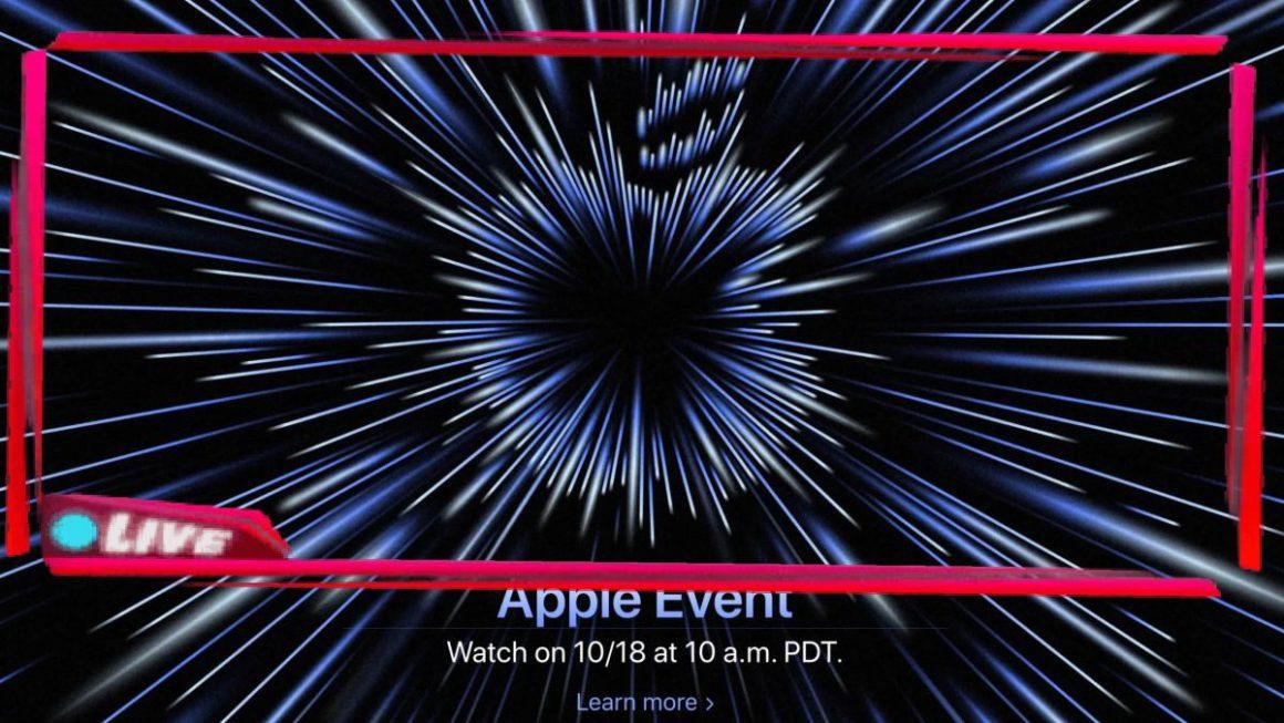 Evento de Apple, hoy; hora y como ver online la presentación de los nuevos Mac