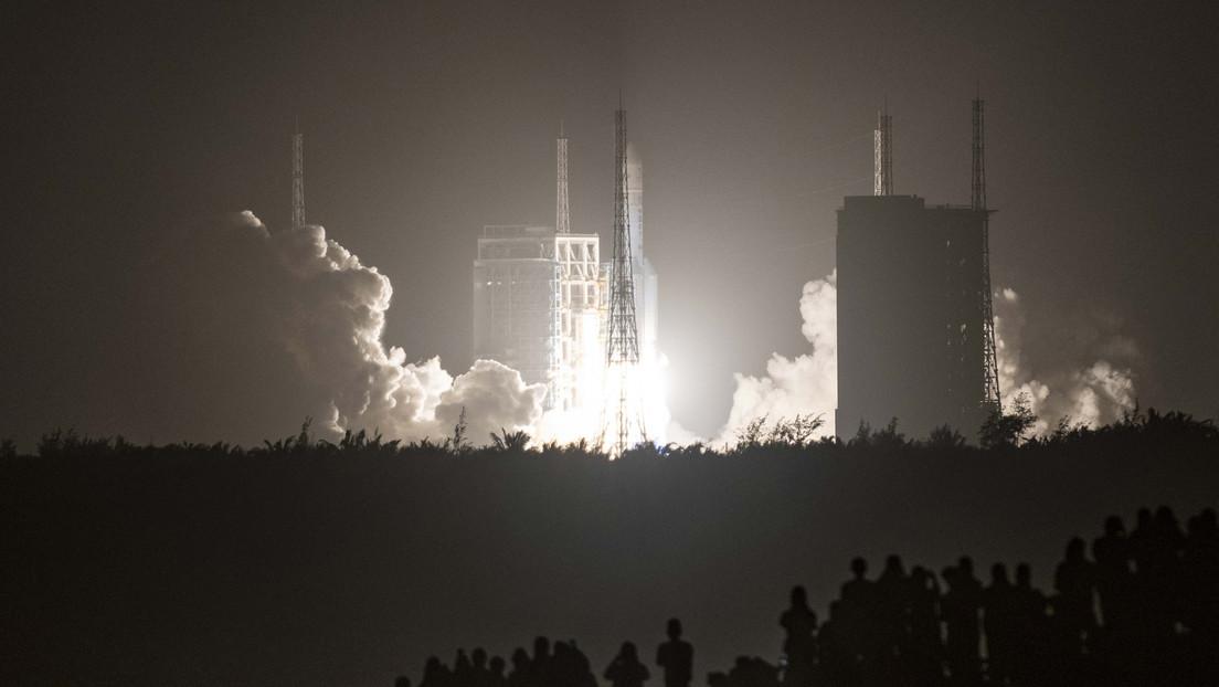 China niega haber probado un misil hipersónico e insiste en que se trata de una prueba de un vehículo espacial