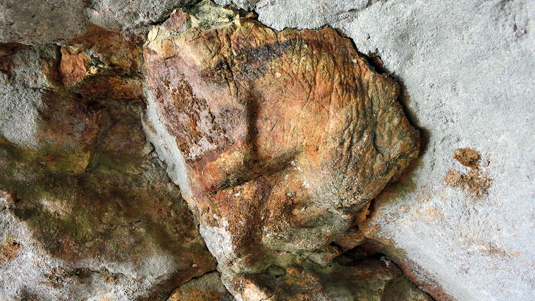 """Descubren en Italia una serie """"raros"""" grabados paleolíticos tallados en una cueva hace 14.000 años"""