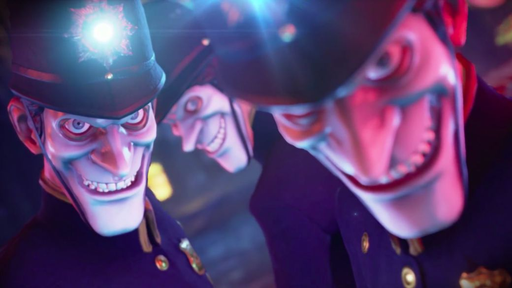 First details of the new Compulsion game, creators of We Happy Few