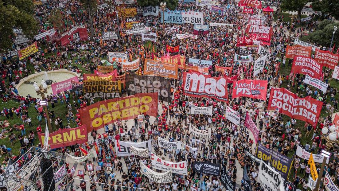 La izquierda se posiciona como la tercera fuerza política en Argentina: ¿a qué se debe su histórico crecimiento?