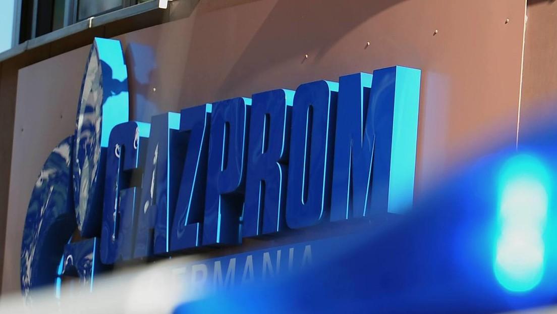 """Gazprom aumenta en 2021 la producción y exportación de gas a """"un nivel cercano al récord histórico"""""""