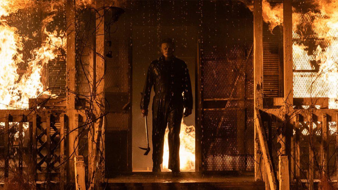 Halloween Kills hits blockbusters