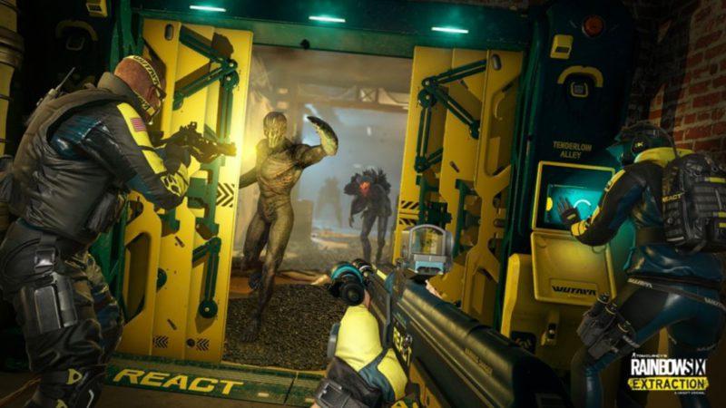 Ubisoft updates Rainbow Six Extraction release date