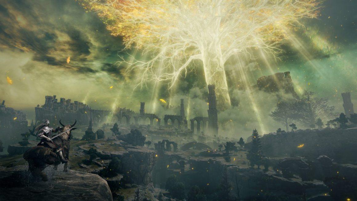 Elden Ring's 30-second gameplay video has been leaked!