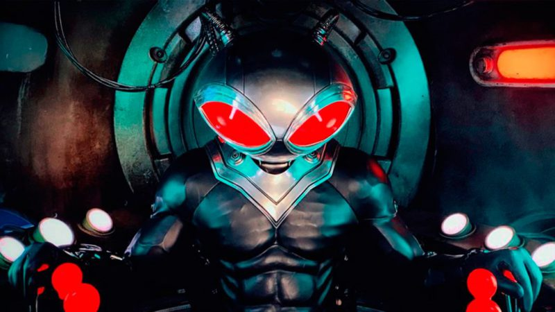This is how spectacular Black Manta's redesign looks in Aquaman 2: new images