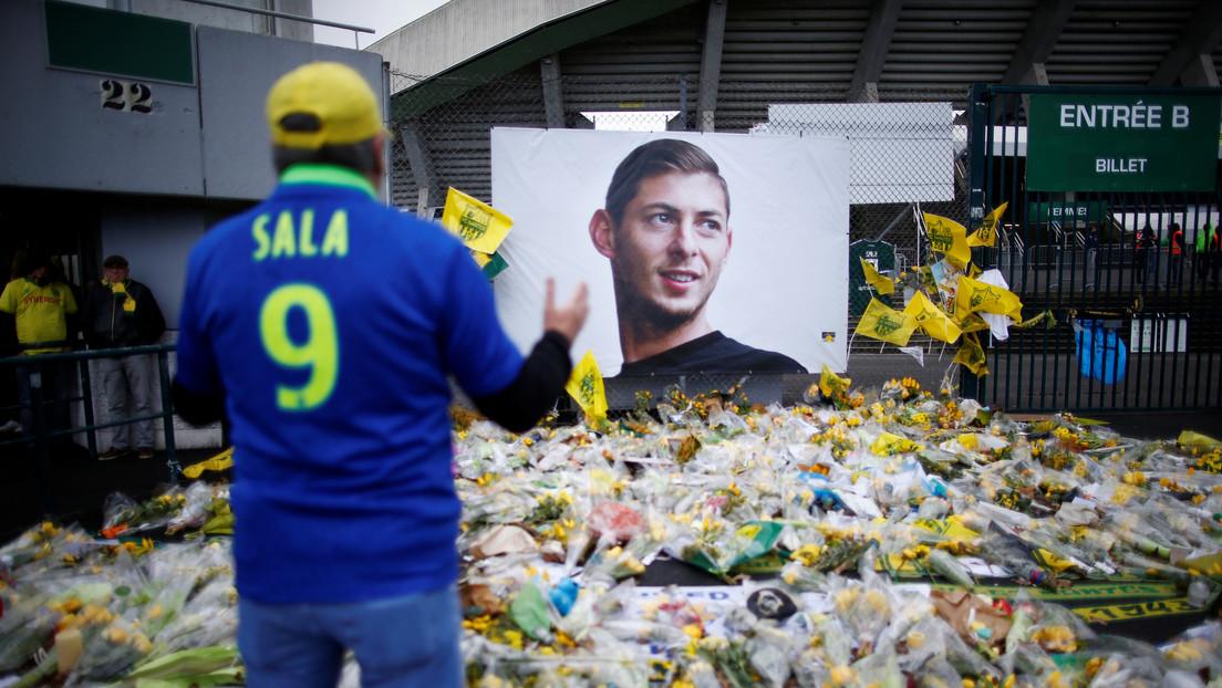 El principal acusado por la muerte del futbolista argentino Emiliano Sala admite que organizó el vuelo irregular que terminó accidentado