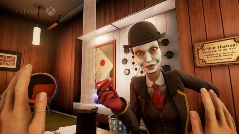 First details of the new game from the creators of We Happy Few exclusively for Xbox