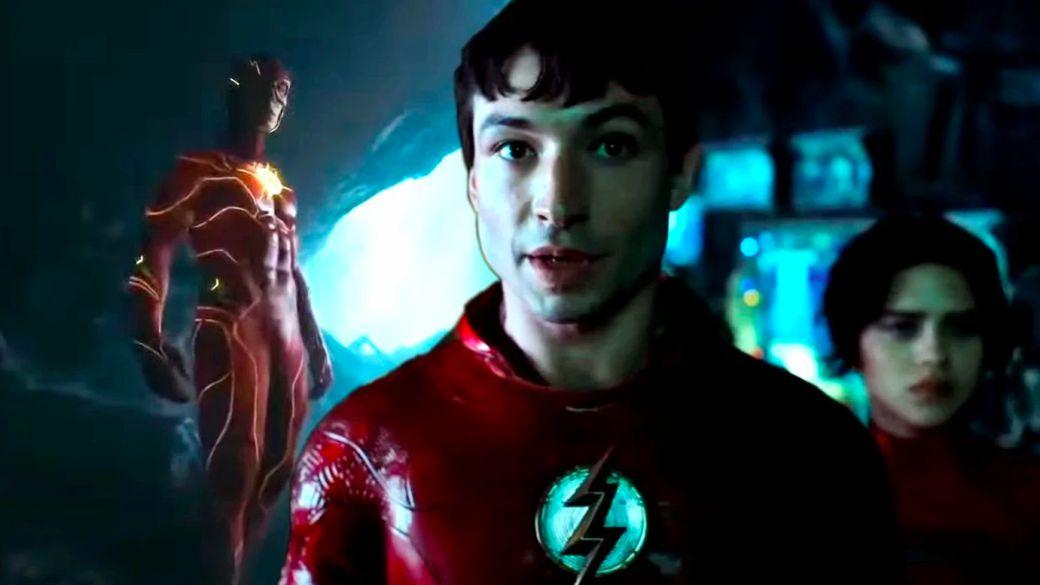The Flash, first teaser since DC Fandome 2021