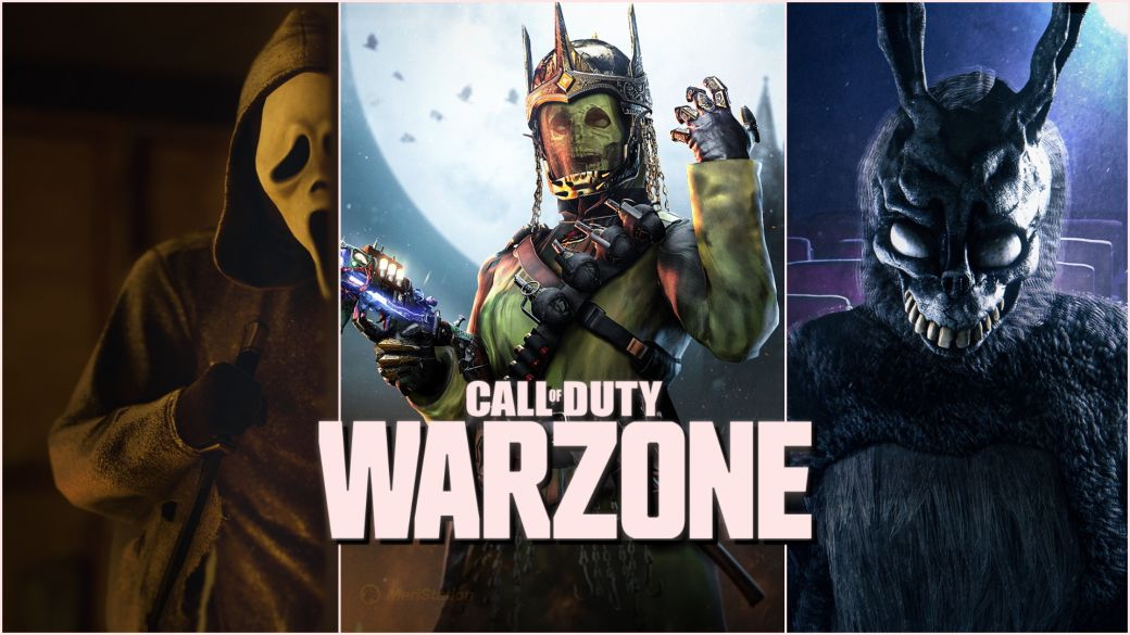 CoD Warzone: this is The Haunting, your new event;  content, trailer and more