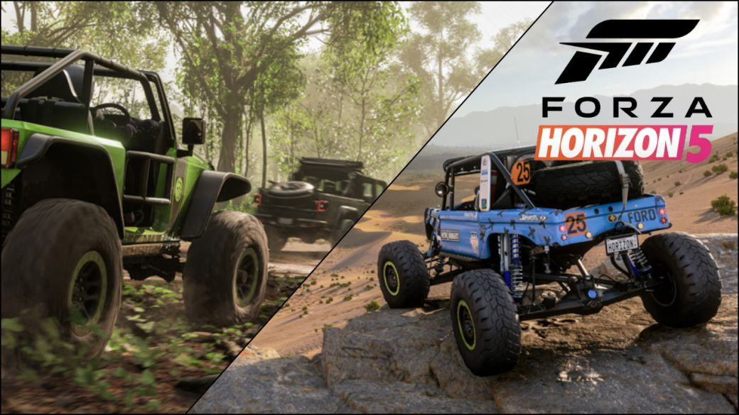 Forza Horizon 5: listen to its spectacular soundtrack now;  first themes revealed