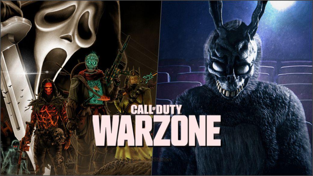 Call of Duty: Warzone The Haunting evento Halloween fecha hora todo lo que sabemos
