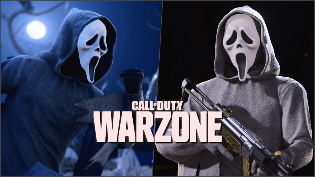 How to get the Scream Ghostface skin in COD: Warzone