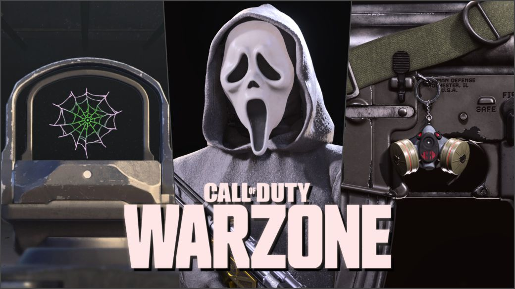 COD Warzone |  Halloween Event: The Haunting;  new challenges, weapons and operators