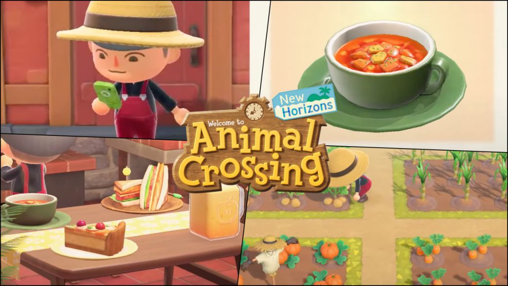 Animal Crossing: New Horizons, how will the kitchen work?  All we know