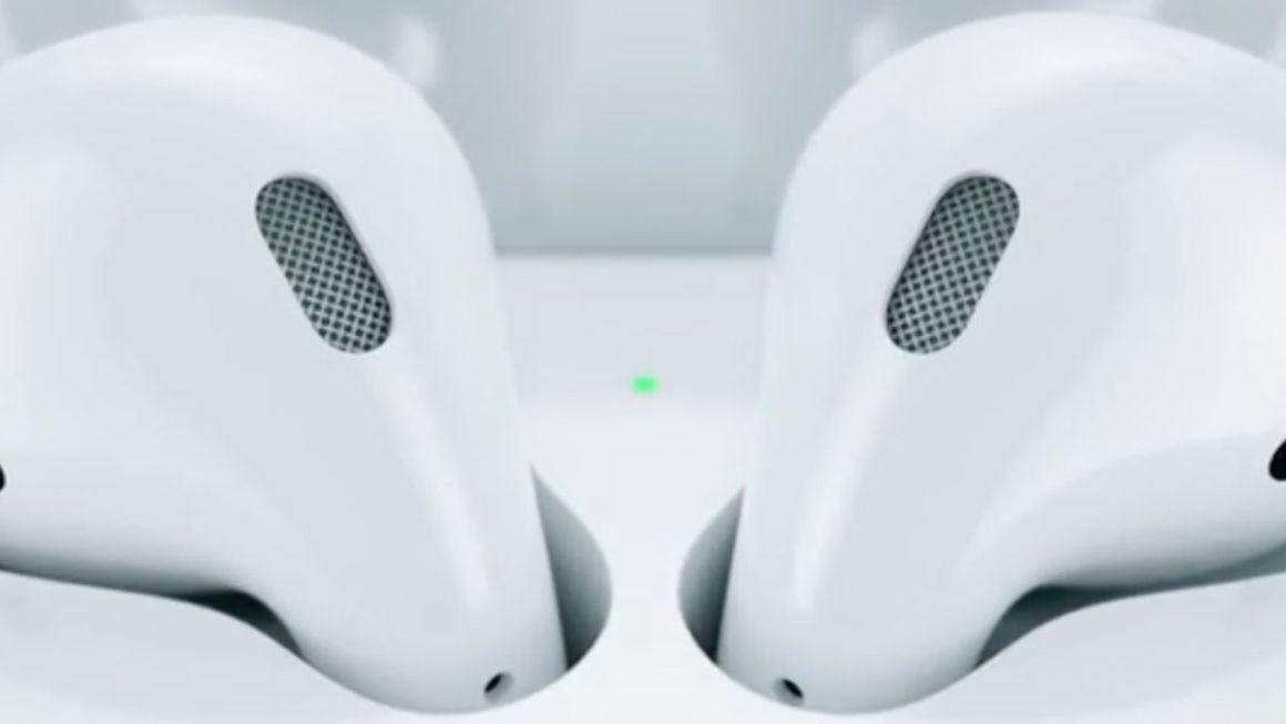 Cómo se personalizan los controles por gestos en los AirPods de Apple