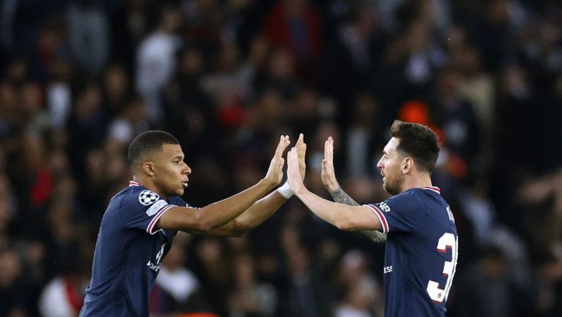 """Mbappé y su dupla con Messi en la victoria contra el Leipzig: """"Nos hemos encontrado. Es fácil jugar con él"""""""
