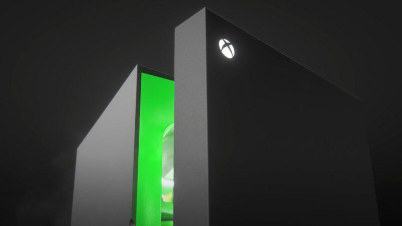 Microsoft puts Xbox Series X mini refrigerators on sale