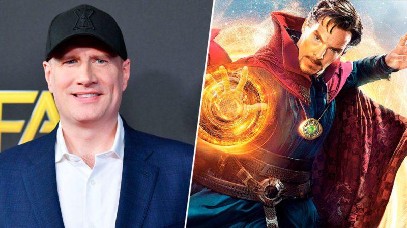 Marvel Studios' Kevin Feige justifies the delay of upcoming MCU premieres
