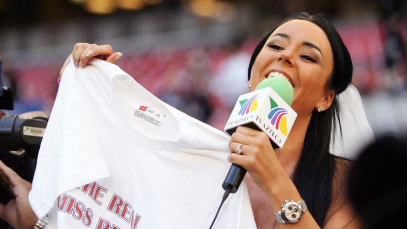 La Interpol emite una ficha roja contra la presentadora Inés Gómez Mont, buscada en México por el desvío de cerca de 150 millones de dólares