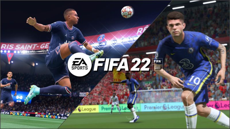 FIFA 22 Reveals The Improvements Of Its Second Big Patch;  most notable changes