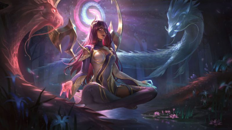 League of Legends, patch 11.21;  changes and updates to champions, items, and more